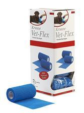 KRUUSE Vet-Flex elast binda självh