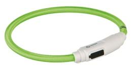 Blinkhalsband med USB