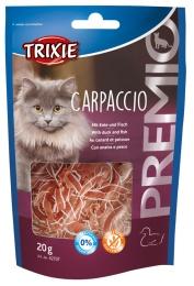 Trixie Carpaccio med anka & fisk