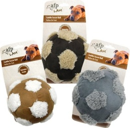 AFP Cuddle soccer ball