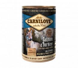 Carnilove Wild Meat Salmon & Turkey
