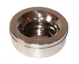 Non-Splash bowl metal