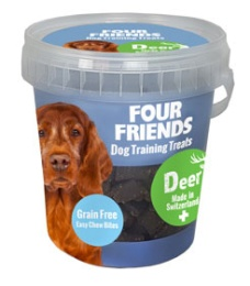 FourFriends Naturgodis FFD Training Treats Deer