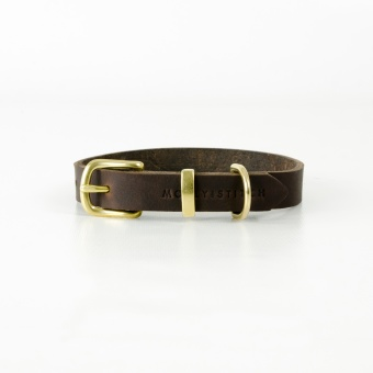 M&S Butter Collar Classic brown