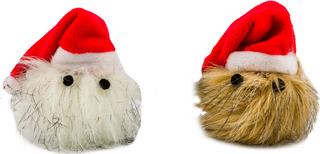 Jul! Fluffy Face Balls