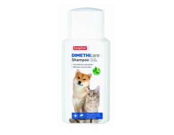 Beaphar Flea & Tick Shampoo (Dimethicone) Cat & Dog