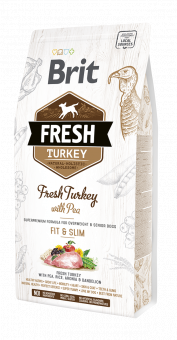 Brit Fresh Turkey with Pea Light Fit & Slim