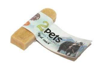 2pets Yak Snack proteinbar