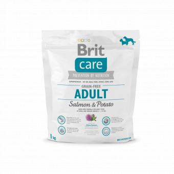 Brit Care Grain-free Adult Salmon& Potato