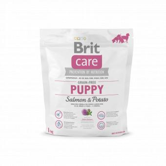 Brit Care Grain-free Puppy Salmon& Potato