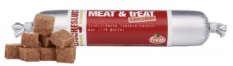 Meatlove Meat&Treat singleshot Buffel