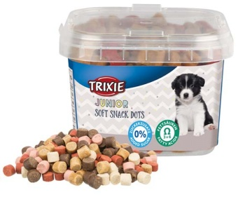 Trixie Junior Soft Snack Dots med Omega-3