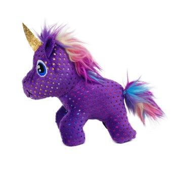 Kong Cat Enchanted Buzzy Unicorn