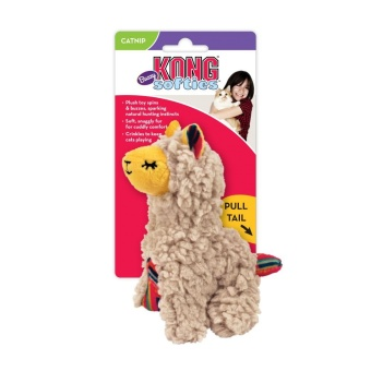 Kong Cat Softies Buzzy Lama