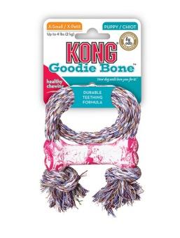 Kong Goodie bone leksak valp m rep XS