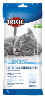 Simple´n´clean kattlådepåsar