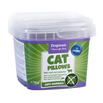 Dogman Cat pillows antihårboll