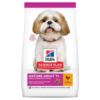 Hills SP Canine Mature Adult 7+ Small & Mini