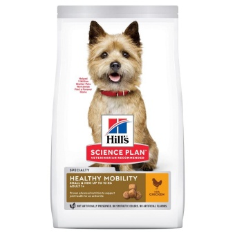 Hills SP Canine Adult Healthy Mobility Small&Mini Chicken