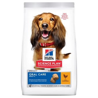 Hills SP Canine Adult Oral care