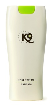 K9 Crisp shampoo