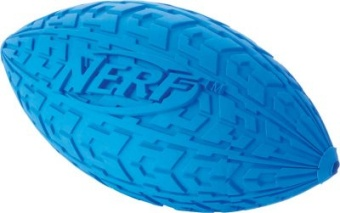 Nerf Tire Squeak football medium
