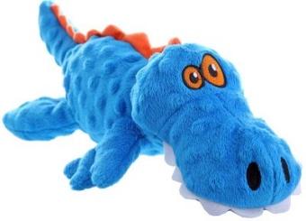 Go Dog Blå Alligator