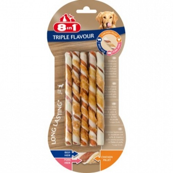 8in1 Triple Flavour sticks 10st