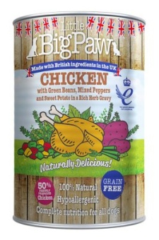 Little Big Paw Naturally Delicious Chicken