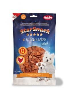 Star Snack Soft chicken carrot