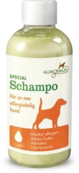 Allergenius shampoo
