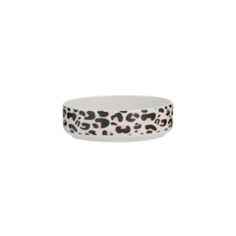 Leopardskål keramik