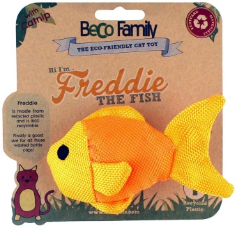 Beco Freddie the fish