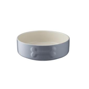 Mason Cash Keramikskål Grå/Vit med benmotiv