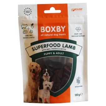 Boxby Superfood Lammgodis