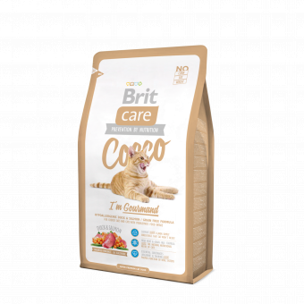 Brit Care Cat Cocco I´am Gourmand