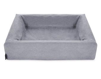 Bia Bädd Cotton Cover grå