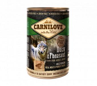 Carnilove Wild Meat Duck & Pheasant