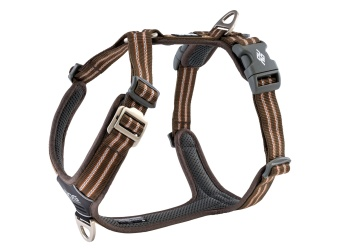 Dog Copenhagen Comfort Walk Air™ Harness Mocca
