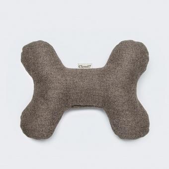 Cloud7 Dog Toy Love Bone Fishbone Natural