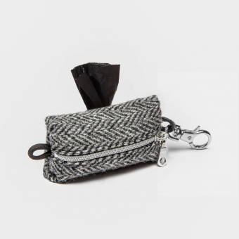 Cloud7 Doggy-Do-Bag Fishbone Black