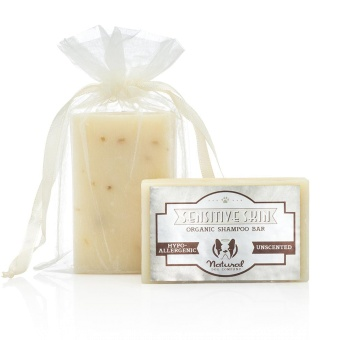 Natural Dog Company Sensitive Skin shampoo bar