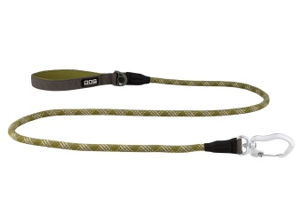 Dog Copenhagen Urban Rope™ Leash Hunting Green