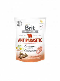 Brit Functional Snack Antiparasitic Salmon