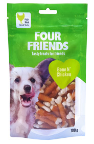 FourFriends Godis FFD Bone N' Chicken