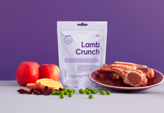 Buddy Crunchy Snack Lamb Crunch