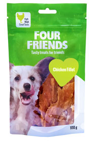 FourFriends Godis FFD Chicken Fillet