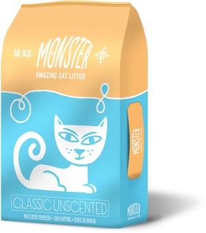 Monster Unscented