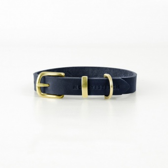 M&S Butter Collar Navy
