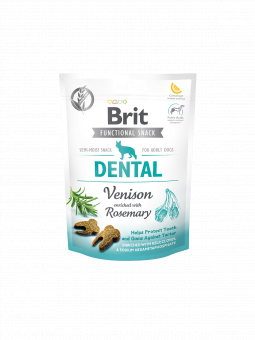 Brit Functional Snack Dental Venison